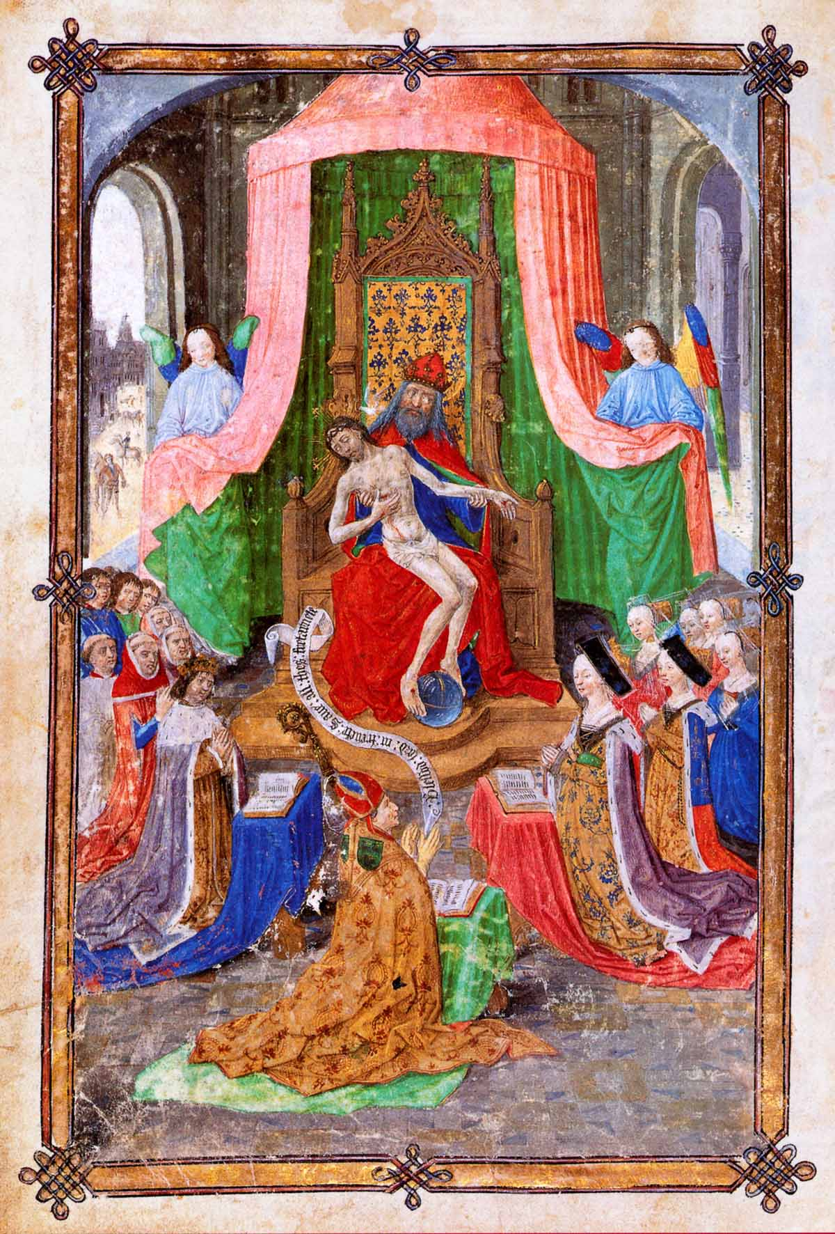 Picturing The White Queen Medieval Depictions Of