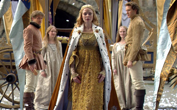 Picturing The White Queen: Medieval Depictions Of