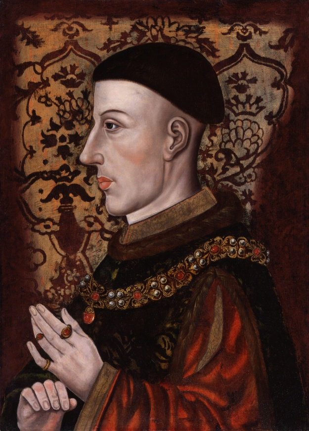 Henry V (National Portrait Gallery)