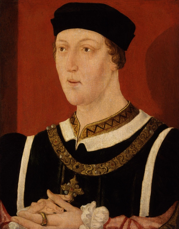 Henry VI (National Portrait Gallery)