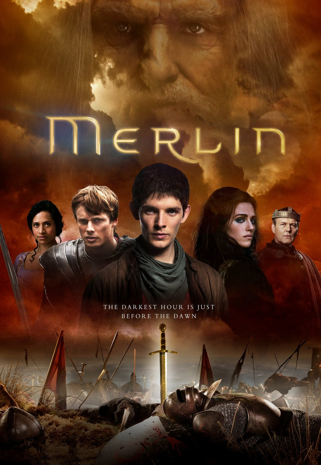 дата выхода 6 сезон мерлин