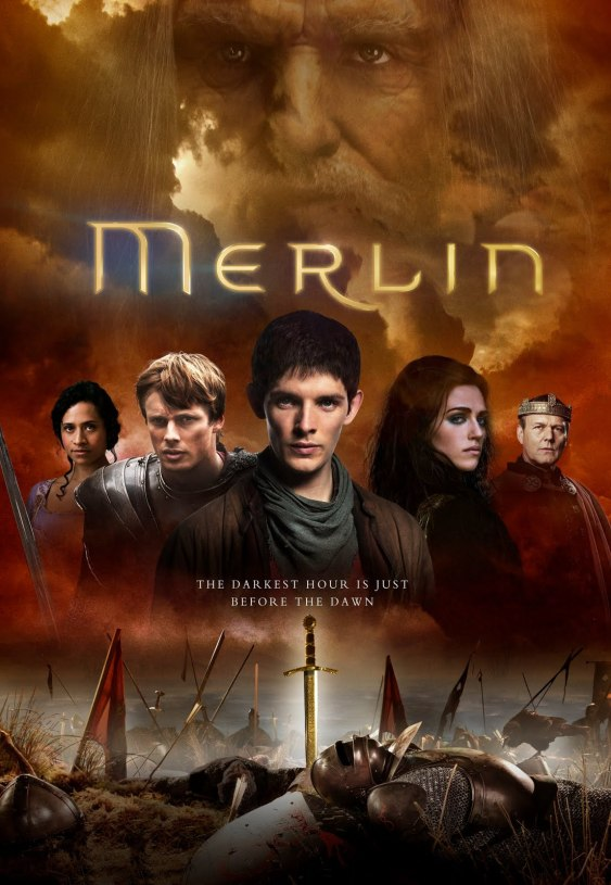 The BBC's popular Merlin series