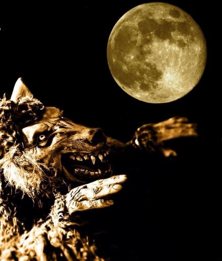 werewolf moon